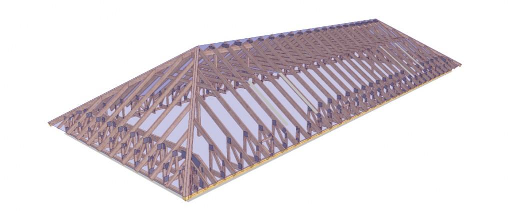 Nagelplattenbinder10